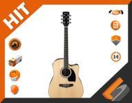 Ibanez PF15ECE NT gitara elektro-akustyczna