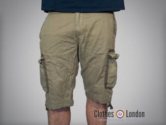 Szorty Bojówki Lonsdale London punch Gmbh XL