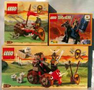 LEGO CASTLE  6082  4806  6013 UNIKAT 1998 2000 NOW