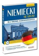 Niemiecki nie gryzie dla śred. zaaw. B1-B2 CD
