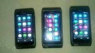 Sprzedam trzy telefony NOKIA N8 - sprawne