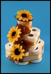 Tort Z Papieru Toaletowego Prezent Parapetowka 5711842395 Oficjalne Archiwum Allegro