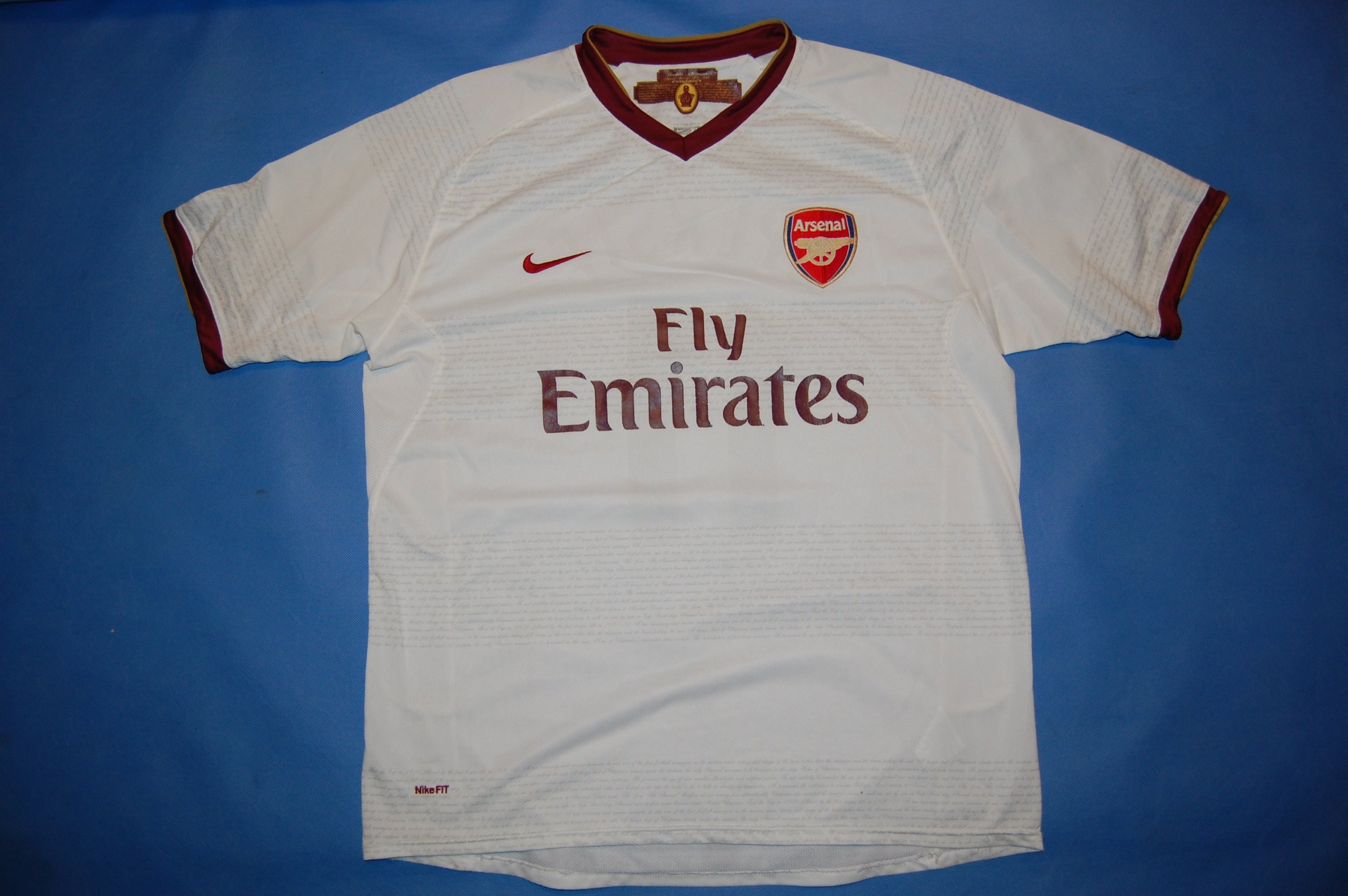 c56998162 Koszulka Nike Arsenal London FC V.PERSIE | XL - 7050730663 ...