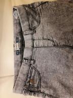 spodnie marmurkowe pull&bear