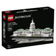 KLOCKI LEGO ARCHITECTURE KAPITOL STANÓW ZJEDNOCZON