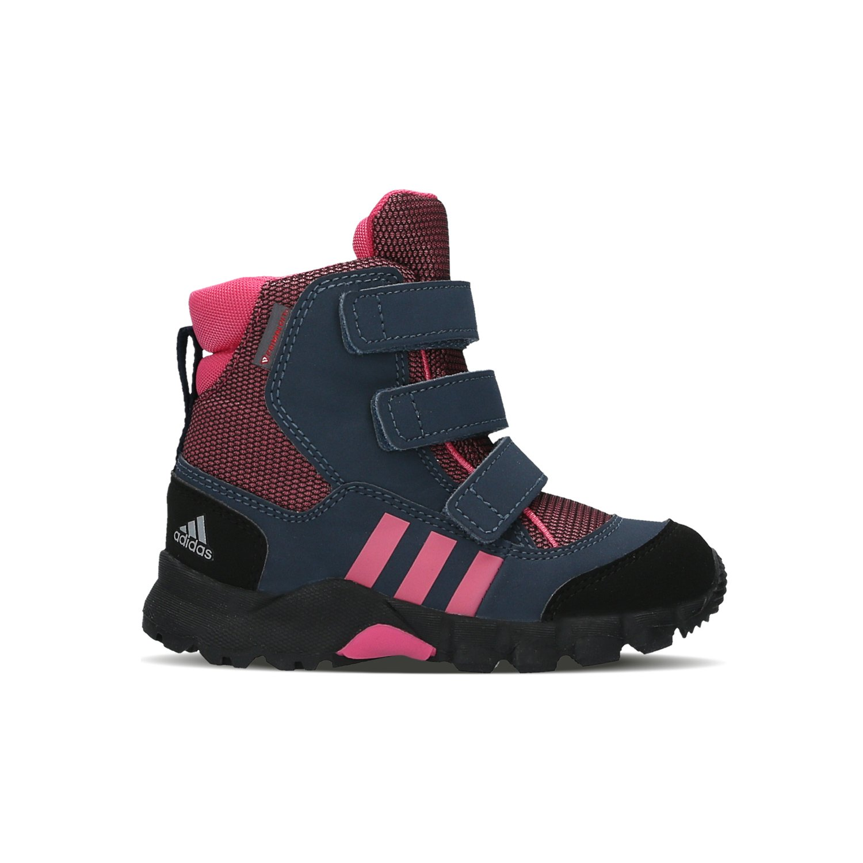 ADIDAS CW HOLTANNA SNOW CF I (CM7278) Dziecięce | cena 79,99 PLN, kolor CZARNY | Buty outdoor adidas