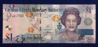 Cayman Island 1 Dollar 2010 r. 183/10