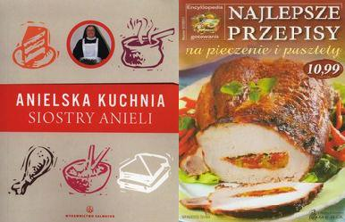 Anielska Kuchnia Najlepsze Przepisy Na Pieczenie