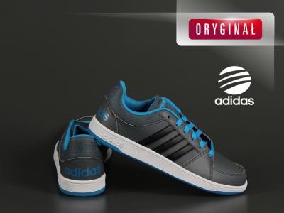 Buty Adidas Hoops Vs F76555 r.38 Wiosna 2015 5030127824
