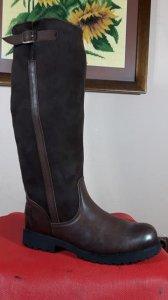 Skórzane buty JOY HARPER roz.41 dł.27cm S.IDEALNY