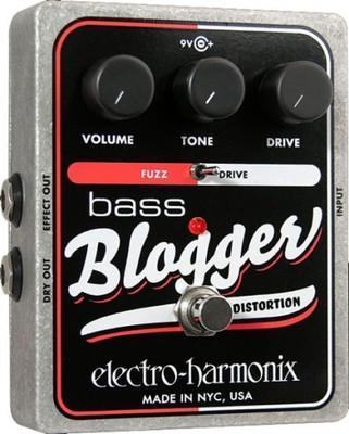 Efekt Electro-harmonix Bass Blogger GC Łódź@