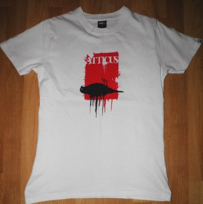 Koszulka ATTICUS punk skate ZOBACZ #S famous stars
