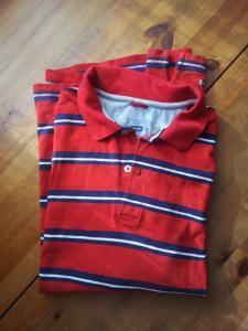 Koszulka WRANGLER POLO XL