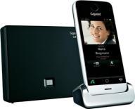 Telefon bezprzewodowy GIGASET SL910 ekran dotykowy