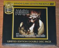 DEICIDE- SCARS OF THE CRUCIFIX CD/DVD
