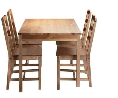 Stół Kuchenny Ikea Jokkmokk 6623492384 Oficjalne