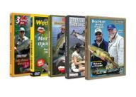 Wędkarstwo Morskie - Zestaw 5 filmów WMH DVD