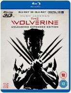 The Wolverine [Blu-ray 3D + Blu-ray]