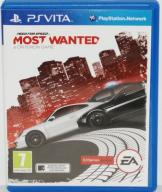 NEED FOR SPEED MOST WANTED   / PS VITA