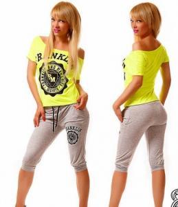 eea3f19498bef0 Dresy dres komplet franklin M/L silownia fitness - 5771123917 ...
