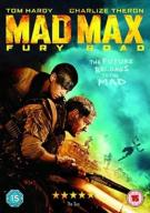 Mad Max Fury Road [DVD] [2015]