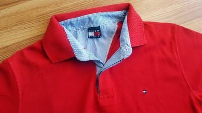 TOMMY HILFIGER T-shirt Polo XL, oryginał