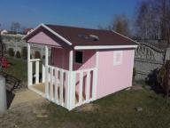Domek dla dzieci drewniany Domki dla dzieci Place