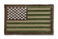 Naszywka CONDOR US FLAG Morale Patch USA MULTICAM