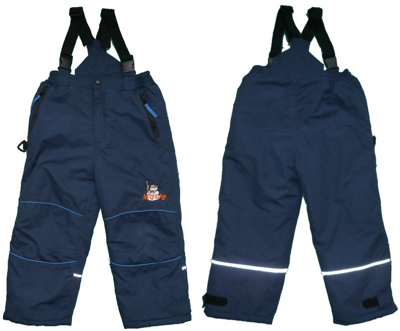 Spodnie narciarskie DISNEY roz 122 (6-7 lat)