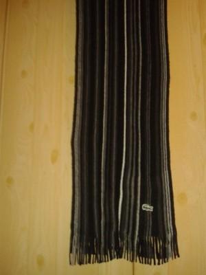 szal Lacoste long