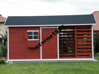 Domek Drewutnia Garaż Altana Wielka Obniżka Teraz 6540891088