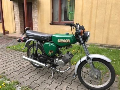 Electronic s51 Simson S51