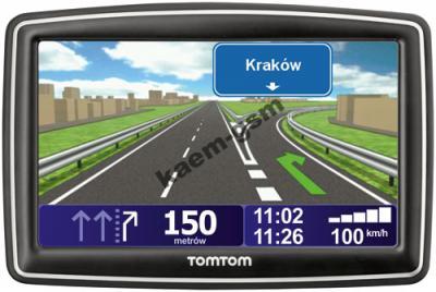NAPRAWA NAWIGACJI GPS -TOMTOM MIO LARK GARMIN ETC.
