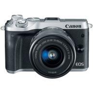 CANON EOS M6 SL 15-45+55-200 1725C032AA