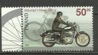 Islandia 2005 - Motocykl **