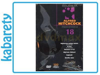 ALFRED HITCHCOCK PRZEDSTAWIA 18: NAJSTARSZY MOTYW