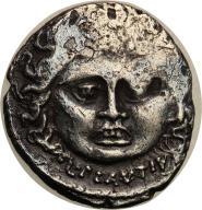 Rzym -Republika AR-denar L.Plautius Plancus 47 pne
