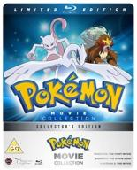 Pokemon Movie 1-3 Collection - Limited Edition Blu