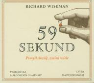 59 sekund. Audiobook Audiobook na CD