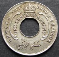 1/10 Penny 1908 (2407)