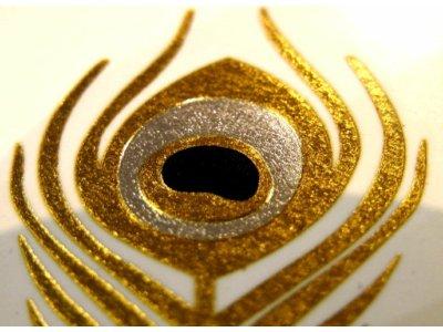 Flash Złoty Tatuaż Xl Rozmiar Złote Tatuaże Metal