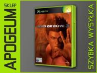 DEAD OR ALIVE 3 / KOMPLET / 24H / XBOX / APOGEUM