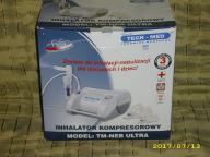 Inhalator kompresorowy TECH MED NOWY