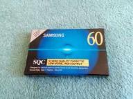 Kaseta magnetofonowa Samsung 60 Nowa Folia!