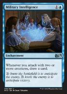 MTG: Military Intelligence M15 [GamesMasters]
