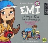 Emi i Tajny Klub Superdziewczyn T.7 Audiobook