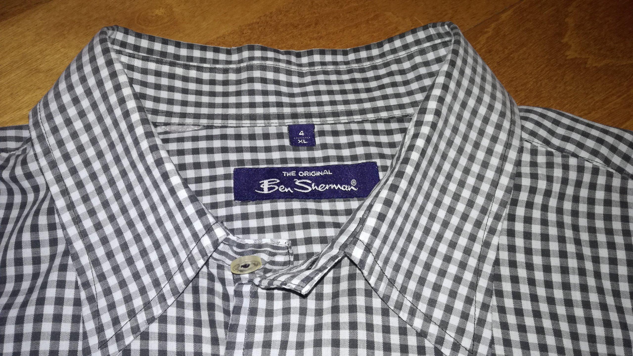 Dwie koszule Ben Sherman rozm. XL
