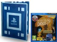PS3 DETEKTYW DIGGS + WONDERBOOK HIT OKAZJA PREZENT