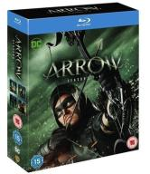 Arrow 1-2-3-4 [16 Blu-ray] Sezony 1-4