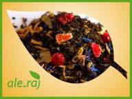 Herbata czerwona PU-ERH FANTAZJA ginkgo rabarbar